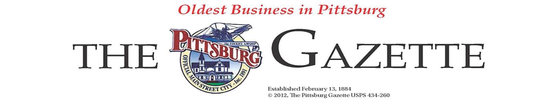 Pittsburg Gazette Logo