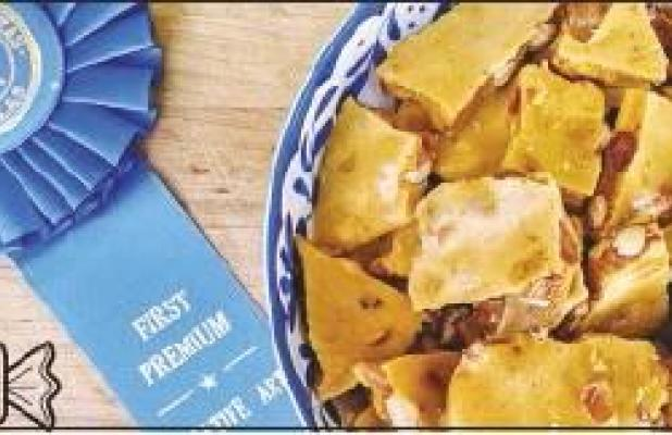 Local candy maker wins first, second prizes at state fair