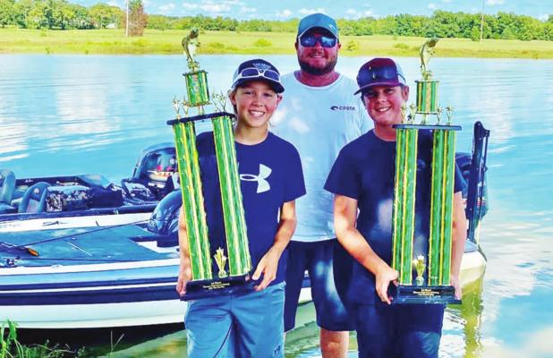 PISD students catch a win at tournament