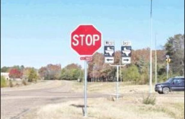 Drivers urged to use caution as new traffic control begins in Titus County