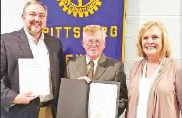 County and City declare End Polio Day