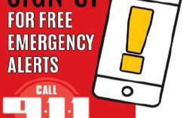 New emergency notification service available to Camp County