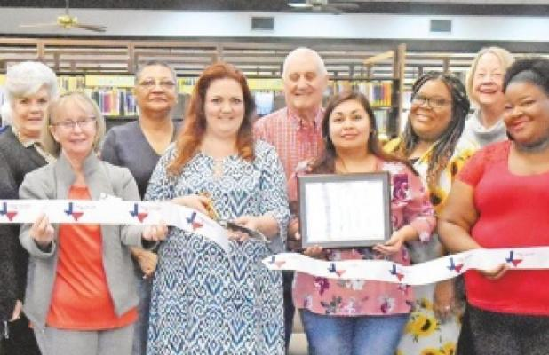 Pittsburg Camp County Public Library joins Chamber