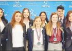 DECA Students win at State
