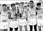 Mt. Pleasant invitational cross-country race results