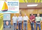 PISD school board members honored