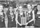 Cross-country makes good showing at Bob Sandlin