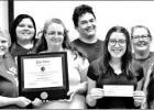 NTCC Psi Beta chapter recognized by national organization
