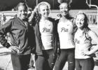 Pirates Compete in New Boston track meet