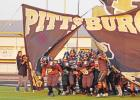 Pittsburg Pirates football team ready for a great season