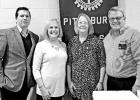 District Governor visits Pitt Rotary