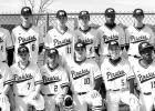 The 2020 Pirate Baseball Team
